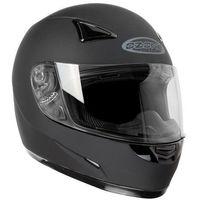 Kaski motocyklowe, KASK INTEGRALNY OZONE A951 CZARNY MAT