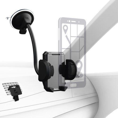 Uchwyty do nawigacji, Uniwersalny uchwyt GSM, 4-11 CM, ZESTAW 3 CZĘŚCI