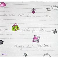 Tapety, Gloockler Children's Paradise 54121 tapeta ścienna Marburg