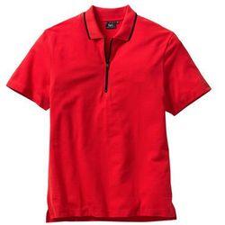 Shirt polo Regular Fit bonprix truskawkowy