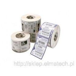 rolka z etykietami, normalny papier, 76x76mm