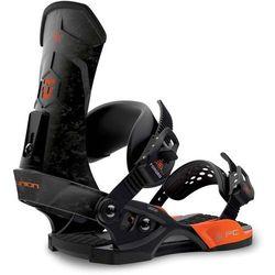 wiązanie UNION - Fc Black/Orange (BLACK ORANGE) rozmiar: M/L