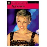 Książki do nauki języka, Kylie Minogue + CD-ROM. Penguin Active Reading Original (opr. miękka)