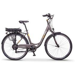 Rower Elektryczny Ecobike City l Grey 28