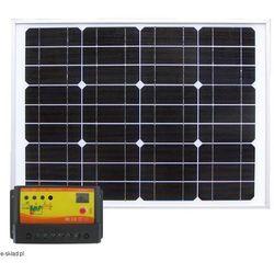 Bateria słoneczna FOTTON FTM-30W z regulatorem ładowania NV5 5A wył zm.
