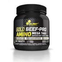 Aminokwasy, Aminokwasy OLIMP Gold Beef-Pro Amino 300 tab Najlepszy produkt