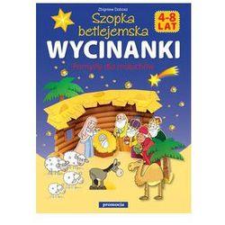 Wycinanki Szopka betlejemska. Darmowy odbiór w niemal 100 księgarniach!
