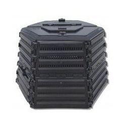 Ekokompostownik EKOBAT Termo XL-950 Czarny