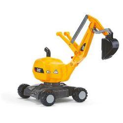 Rolly Toys Koparka CAT Żółta