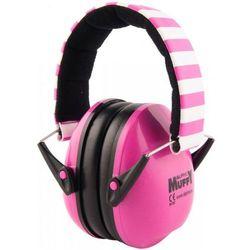 Alpine Muffy Pink ochronniki słuchu dla dzieci różowe