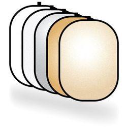 Blenda owalna 5w1, 60/90, CineGEN® (Gold+Sunfire)