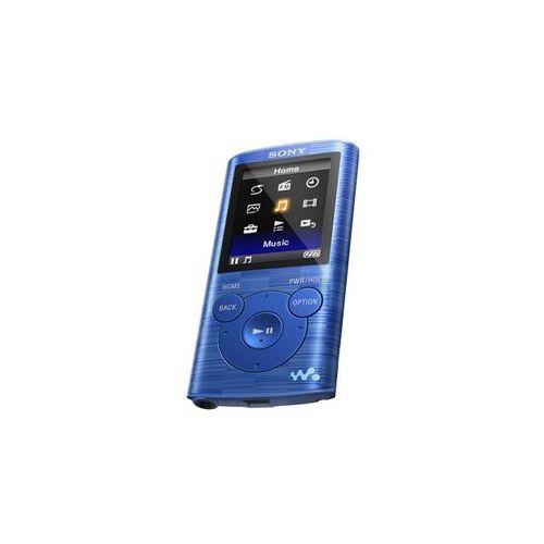 Sony Mp3 Player 4gb Walkman Nwz E383: Sony NWZ-E383