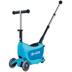 Jeździk Mini 2go Deluxe Plus Blue/Niebieski - Micro hulajnoga 5w1