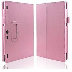 Różowe etui typu Stand Cover Lenovo Tab 2 A10-70 - Różowy