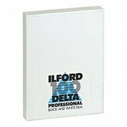 """ILFORD DELTA 100 4x5""""/25szt."""
