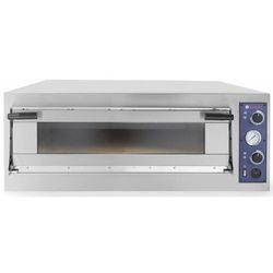 Piec do pizzy 1-komorowy 6900W | 4x Ø 40cm | 400V