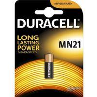 Baterie, 1 x bateria do pilota samochodowego Duracell A23