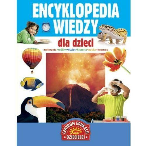 Książki dla dzieci, Encyklopedia wiedzy dla dzieci (opr. twarda)