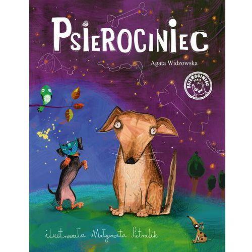 Książki dla dzieci, Psierociniec (opr. twarda)
