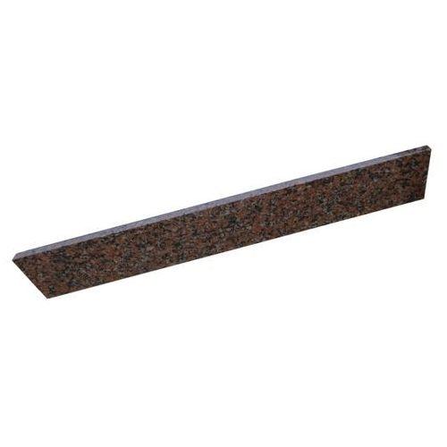 Pozostałe podłogi i schody, Element granitowy Knap 1200 x 150 x 20 mm czerwony