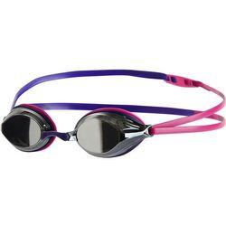 speedo Vengeance Mirror Okulary pływackie różowy/fioletowy 2018 Okulary do pływania