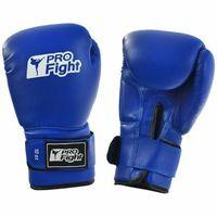 Rękawice do walki, RĘKAWICE BOKSERSKIE PROFight Niebieskie R.10