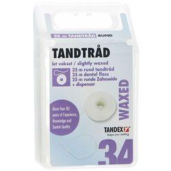 Tandex Taśma woskowana do zębów 25m
