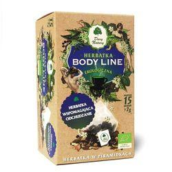 Dary Natury Body Line herbatka ekologiczna odchudzanie 100% EKO 15x2g