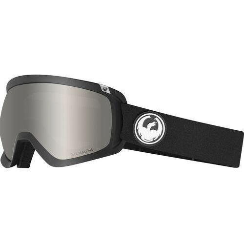 Kaski i gogle, gogle snowboardowe DRAGON - Dr D3Otg Base Basic Black Llsilion (353) rozmiar: OS