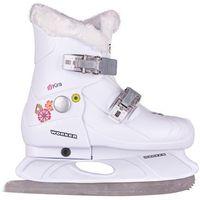 Pozostałe sporty zimowe, Dziecięce łyżwy regulowane WORKER Kira