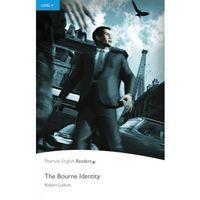 Książki do nauki języka, Bourne Identity /CD gratis/ (opr. miękka)
