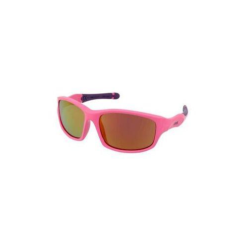 Okulary przeciwsłoneczne dla dzieci, Okulary dziecięce Uvex Sportstyle 507 różowo-fioletowe