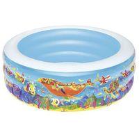 Baseny dla dzieci, Bestway Nadmuchiwany basen Sea World, 1,52 m - BEZPŁATNY ODBIÓR: WROCŁAW!