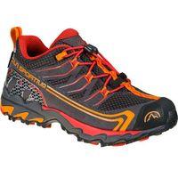 Trekking, La Sportiva Falkon Low GTX Shoes Kids, carbon/cherry EU 31 2021 Buty turystyczne