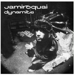 Dynamite (CD) - Jamiroquai DARMOWA DOSTAWA KIOSK RUCHU