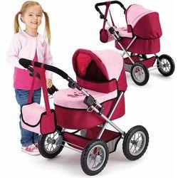 BAYER Wózek dla lalek Trendy Głęboki