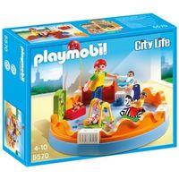 Klocki dla dzieci, Playmobil CITY LIFE Żłobek 5570 promocja!