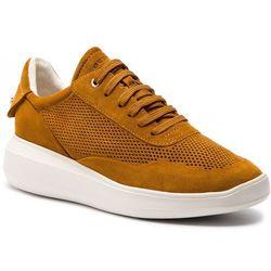 Sneakersy GEOX - D Rubidia A D84APA 00022 C2021 Curry
