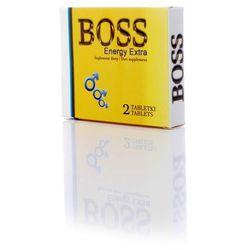 Boss Energy Extra Ginseng 2 szt. tabletki na erekcje