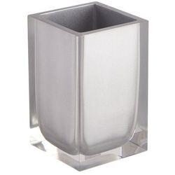 Kubek łazienkowy Capraia srebrny