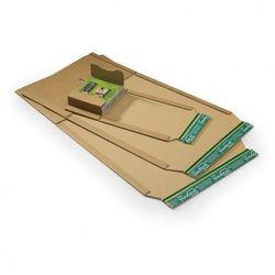 Uniwersalne koperty kartonowe wysyłkowe z tektury CD, 100 szt.