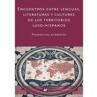 E-booki, Encuentros entre lenguas, literaturas y culturas de los territorios luso-hispanos