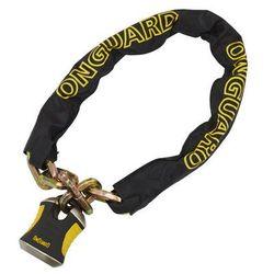 Onguard Beast 8017 Chain with U-Lock 110 cm, black/yellow 2019 Łańcuchy Przy złożeniu zamówienia do godziny 16 ( od Pon. do Pt., wszystkie metody płatności z wyjątkiem przelewu bankowego), wysyłka odbędzie się tego samego dnia.