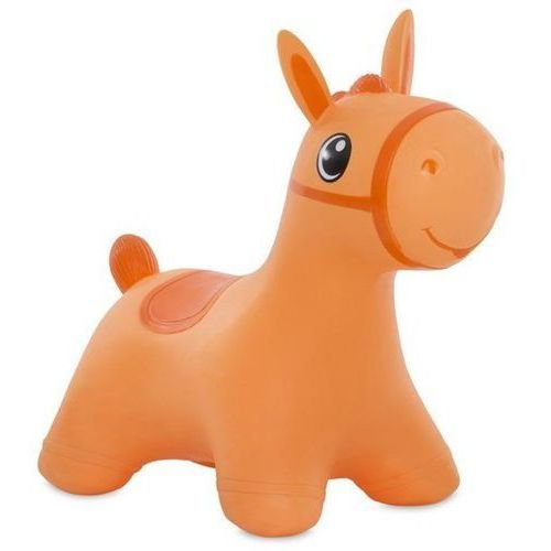 Pozostałe zabawki dla najmłodszych, Skoczek Konik pomarańczowy