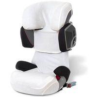Akcesoria do fotelików, CYBEX Pokrowiec letni na fotelik samochodowy Solution X/X2,-fix, Pallas/Pallas 2,-fix White