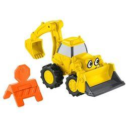 Zabawka MATTEL Bob Budowniczy Mały pojazd Koparka
