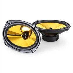 Głośniki samochodowe Auna Goldblaster 6x9, 15x23 cm,1000W