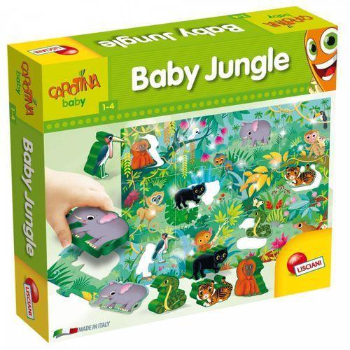 Pozostałe zabawki, Carotina Baby Dżungla