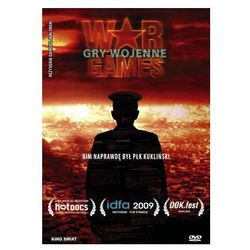Gry wojenne (DVD) - Dariusz Jabłoński