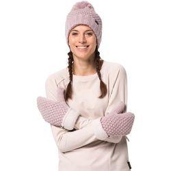 Rękawice zimowe HIGHLOFT KNIT MITTEN WOMEN violet pearl